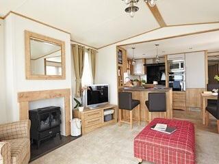 Prestige Caravan on exclusive location - Prestonpans vacation rentals