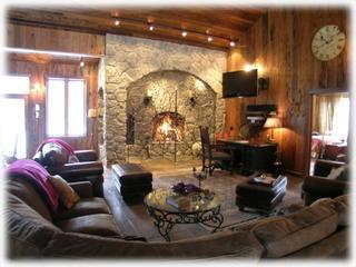 Cozy morning - Yelowstone Vacation Lodge. Your own private. Families,Friends,Weddings.Retreats. - Gardiner - rentals