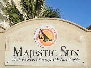 2 Bedroom 2 Bath Condo At Majestic Sun ( Destin, FL ) - Destin vacation rentals