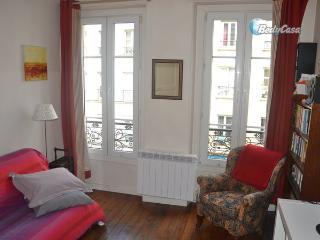 Apartment/Flat in Paris, at Desirée + Emilien Et Laura + Miguel's place - Paris vacation rentals