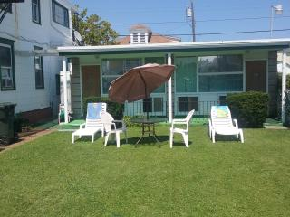 Affordable Efficancy close to beach free WiFi M-2 - Wildwood vacation rentals