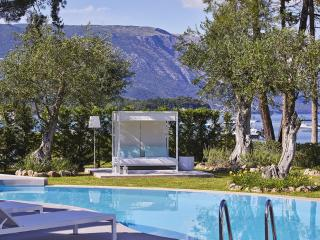LUXURY SEAFRONT VILLA SISSY - Corfu vacation rentals