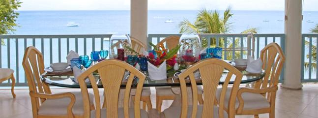 Villas On The Beach 403 3 Bedroom SPECIAL OFFER - Image 1 - Holetown - rentals