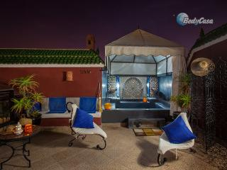 Riad in Marrakech, Médina, at Patrick's place - Marrakech vacation rentals