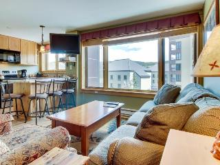 Cozy ski-in/ski-out studio with shared pool, hot tub, and sauna! - Breckenridge vacation rentals