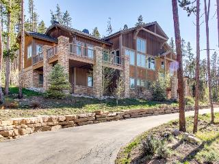 Mountain views from luxury home w/hot tub, game room, & more - Breckenridge vacation rentals