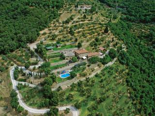 Ciliegio, nice apartment in lovely hilly position - Cortona vacation rentals