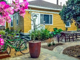 Eclectic Artist Bungalow Near Downtown - San Diego vacation rentals