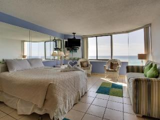 Oceanfront condo w/ gorgeous views, shared hot tub & pool, easy beach access! - Panama City Beach vacation rentals