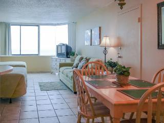 Cozy, oceanfront condo w/ocean views, shared pool & easy beach access! - Panama City Beach vacation rentals