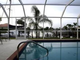Fish or Go Boating from Your Back Yard and Dock - Port Charlotte vacation rentals