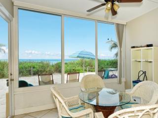 Beachfront Ground Level Suite -New Remodel - Siesta Key vacation rentals