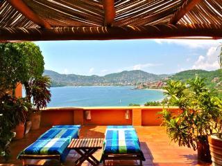 Zihuatanejo Dreamin'..Heavenly Vistas - Zihuatanejo vacation rentals