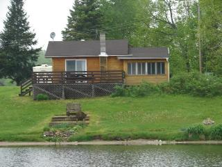 2 Cottages for rent (1.5 hour from Ottawa) - Gracefield vacation rentals