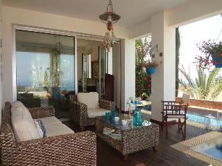Unique 3BR villa, tranquility and privacy, pool - Pomos vacation rentals