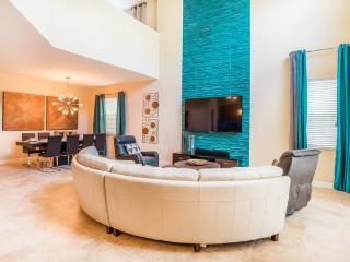 Amazing 5 Bedroom Pool Home in Paradise Palms Resort. 8804BPC - Orlando vacation rentals