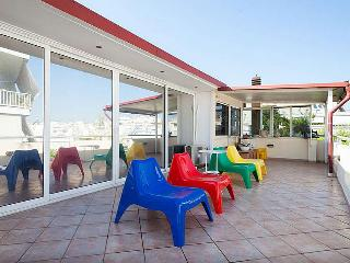 Hip Glass Penthouse with a Huge Balcony in Athens - Athens vacation rentals