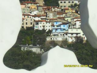casa azzura indipendente sul colle di antona massa - Antona vacation rentals