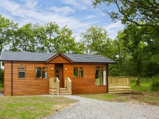 CHAFFINCH LODGE, pet-friendly lodge, patio, fishing on site, Hatherleigh Ref 918821 - Hatherleigh vacation rentals