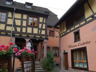 2 bedroom Condo with Internet Access in Riquewihr - Riquewihr vacation rentals