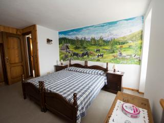 Adorable Bed and Breakfast in Valle d'Aosta with Balcony, sleeps 3 - Valle d'Aosta vacation rentals