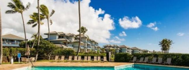 Poipu Sands 115 Immaculate and beautifully remodeled 1 bed OCEAN VIEW in Poipu. Free car with stays 7 nts or more* - Poipu vacation rentals