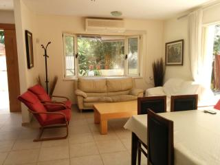 Large cottage in East Raanana - Ra'anana vacation rentals