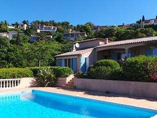 Richardo 33878 villa with stunning sea view, pool 10 x 4.5 mtr, airconditioning - Les Issambres vacation rentals