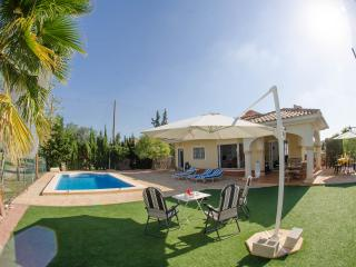 Villa Jacaranda (Spain): Pool, Golfcourse, near Beaches - San Juan de Alicante vacation rentals