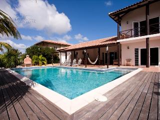 Villa Kas Vis - With palm tree garden and private pool in Punt Vierkant - Kralendijk vacation rentals