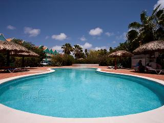 Caribbean Court resort - Caribbean Court 306, waterfront apartment on the ground floor - Kralendijk vacation rentals