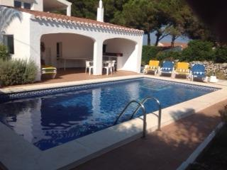 Es Castell private 4 bed 4 Bath villa with pool - Es Castell vacation rentals
