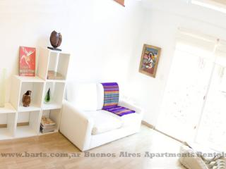 2 story loft in modern building with swimming pool - Buenos Aires vacation rentals