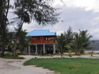 Nice Bungalow with Deck and Patio - Nias Island vacation rentals