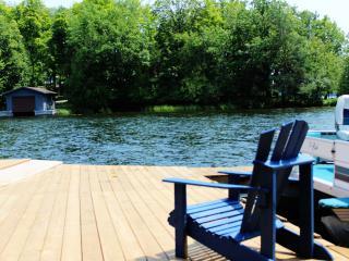 Pet Friendly Cottage Rentals at Blue Pigeon Resort - Bobcaygeon vacation rentals