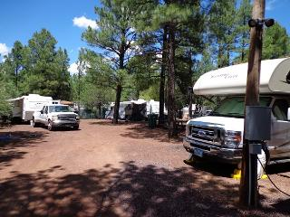 Pine Forest RV Park- (RV & Travel Trailer Parking) - Arizona vacation rentals