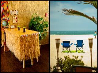 BEACH TIKI BAR w/ OCEAN VIEW + PATIO - Marina del Rey vacation rentals