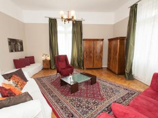 Fantastic 5 bedroom 3 bathroom stylish apartment - Budapest vacation rentals