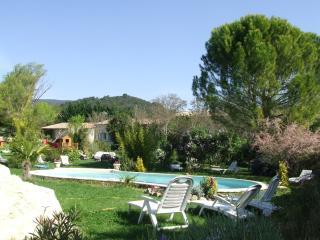 gite t3 meuble en campagne avec piscine 1123 - Manosque vacation rentals
