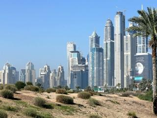 Dubai Marina Living - Dubai vacation rentals