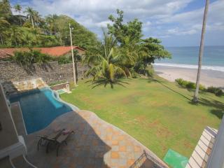 Luxury Beachfront Villa on White Sand Beach - Slp8 - Playa Flamingo vacation rentals