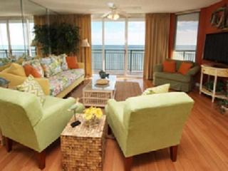 Luxury 14th floor 3BR/3BA oceanfront condo at Wind - North Myrtle Beach vacation rentals
