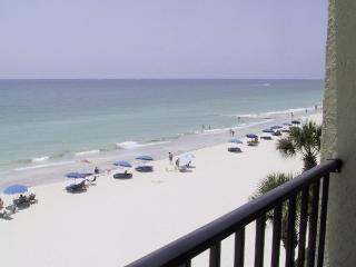 Oceanfront, Breathtaking Views from Large Balcony! - Madeira Beach vacation rentals