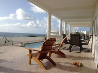 Private New Luxurious, heated pool,  great views - Vieux Fort vacation rentals