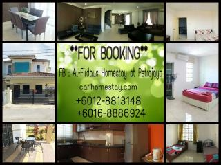 Al-Firdaus Homestay at Petrajaya Kuching - Kuching vacation rentals