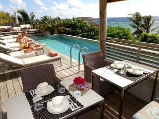 St barts Luxury Lagon Suite - - Grand Cul-de-Sac vacation rentals