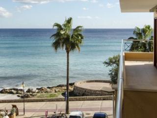 Beautiful apartment on the beach balcony XC1 - Cala Millor vacation rentals