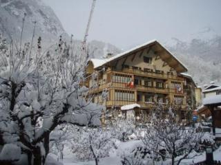Sunny Townhouse with Deck and Internet Access - Alagna Valsesia vacation rentals
