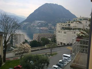 LUGANO DOWNTOWN  RESIDENCE LAGO  LAKE VIEW - Lugano vacation rentals