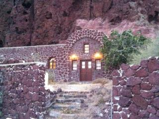 Traditional Red Cave house Santorini - Akrotiri vacation rentals